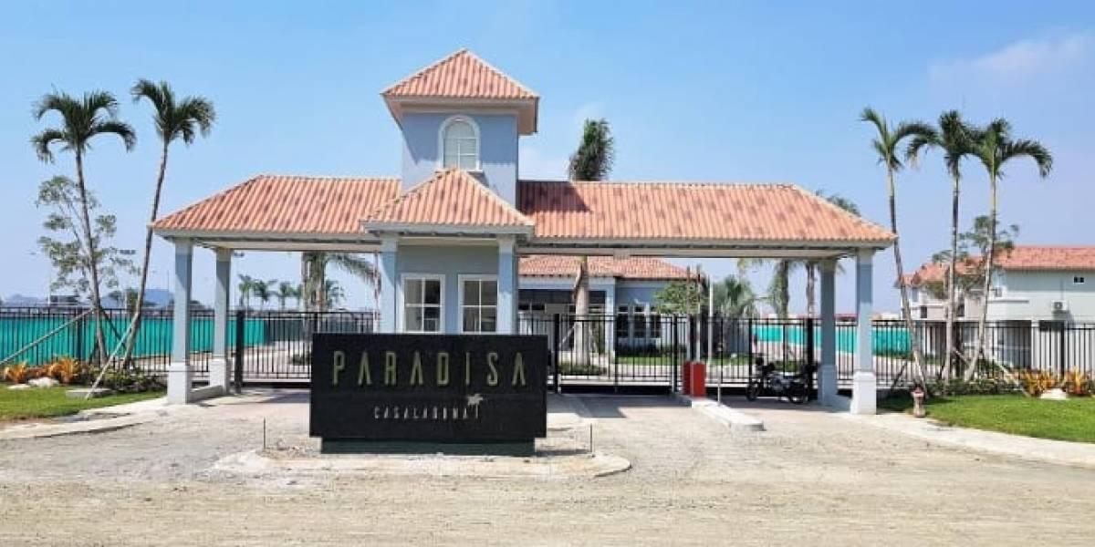 Casa Laguna oferta casas independientes desde 104 mil dólares