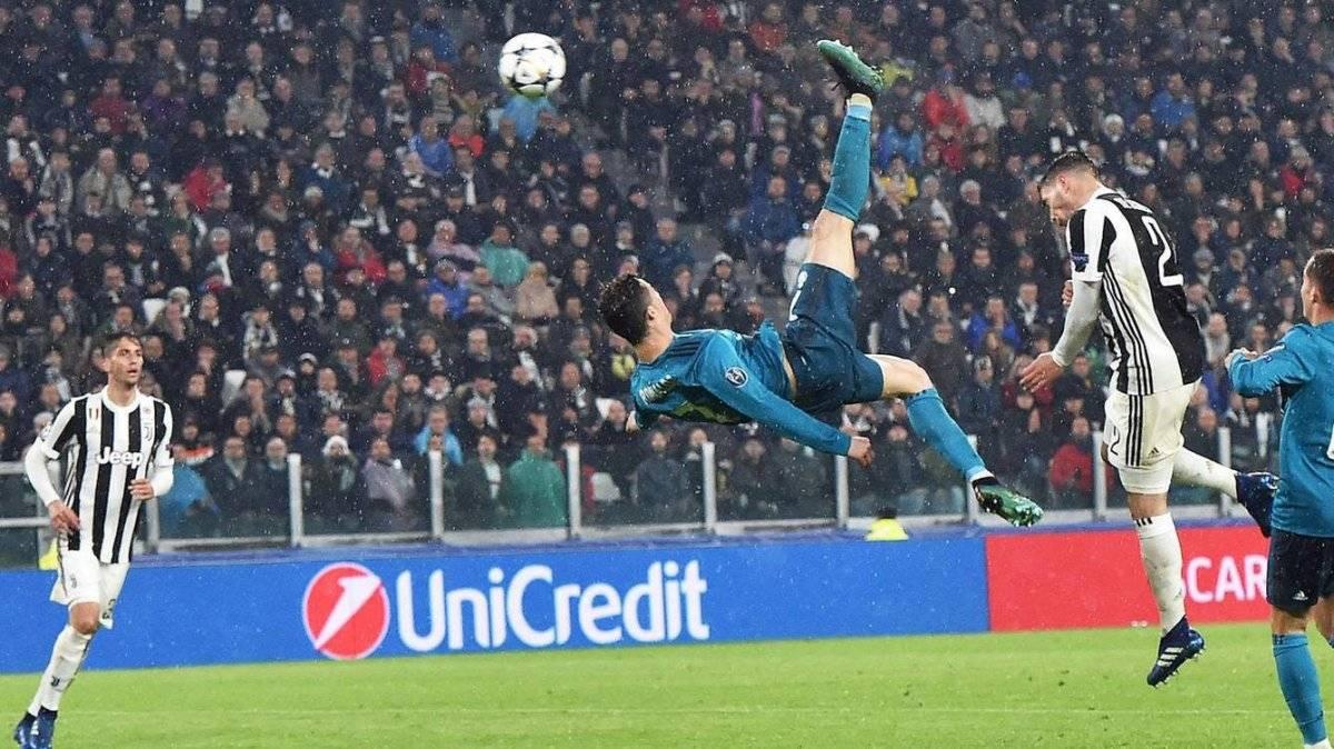 Chilena de Ronaldo