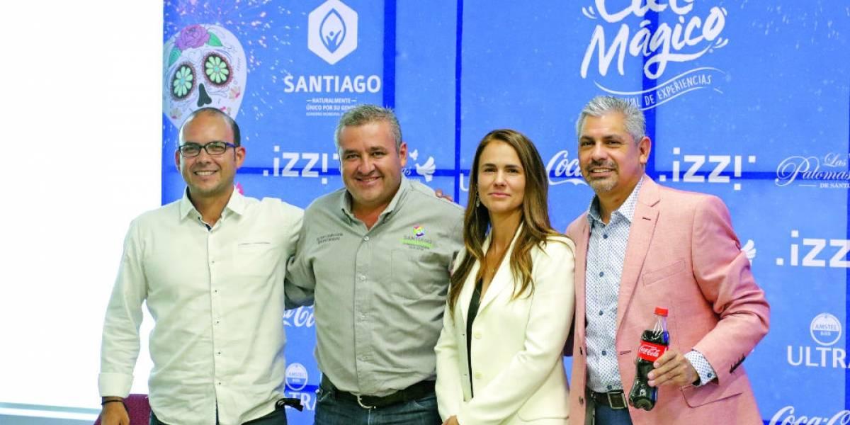 Potenciarán las experiencias en el Cielo Mágico del municipio de Santiago