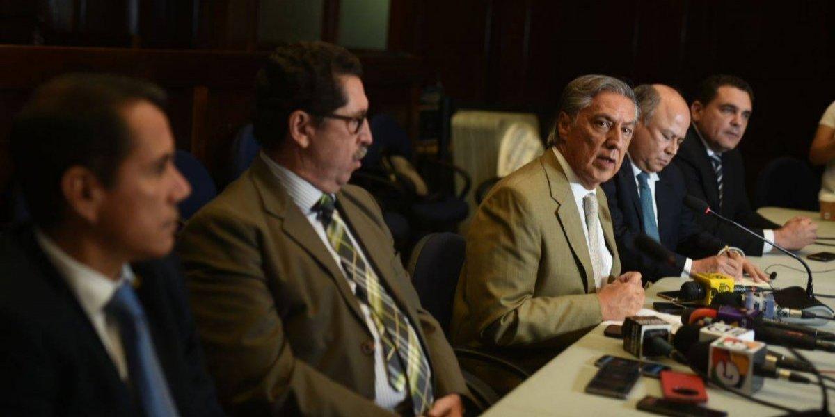 Jueza traslada a pesquisidora la información del caso de supuesto financiamiento ilícito de FCN-Nación