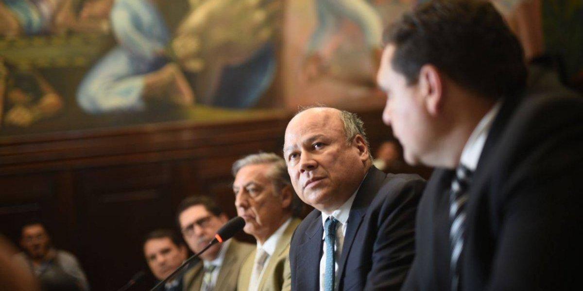 Comisión pesquisidora podría adelantar entrega del informe sobre antejuicio contra el Presidente