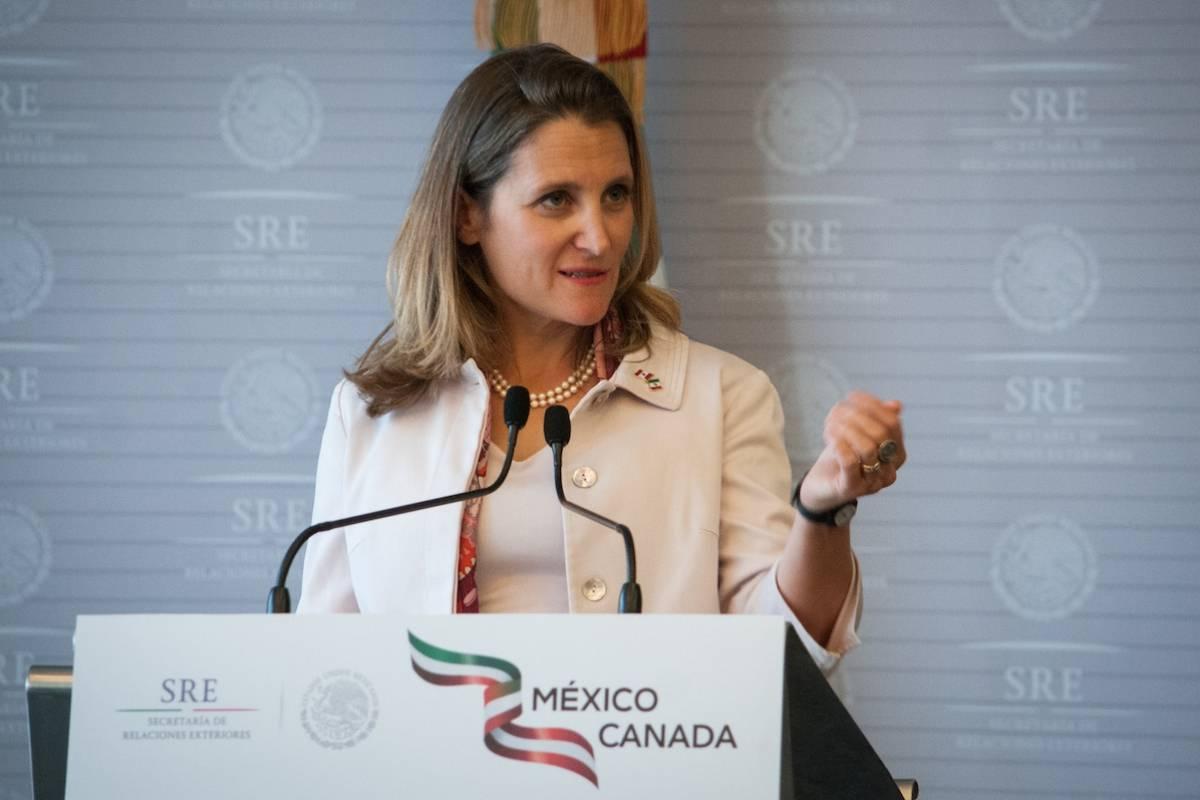 México aceptó concesiones que beneficiarán a Canadá en TLCAN ...