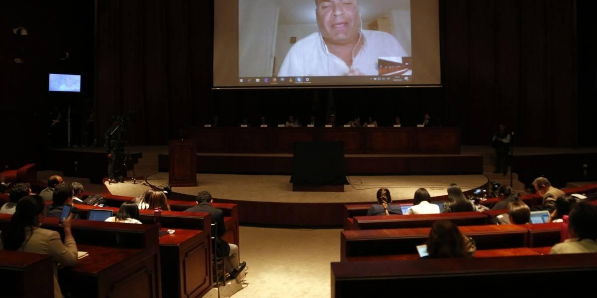 Rafael Correa no acudirá a audiencia por caso Balda