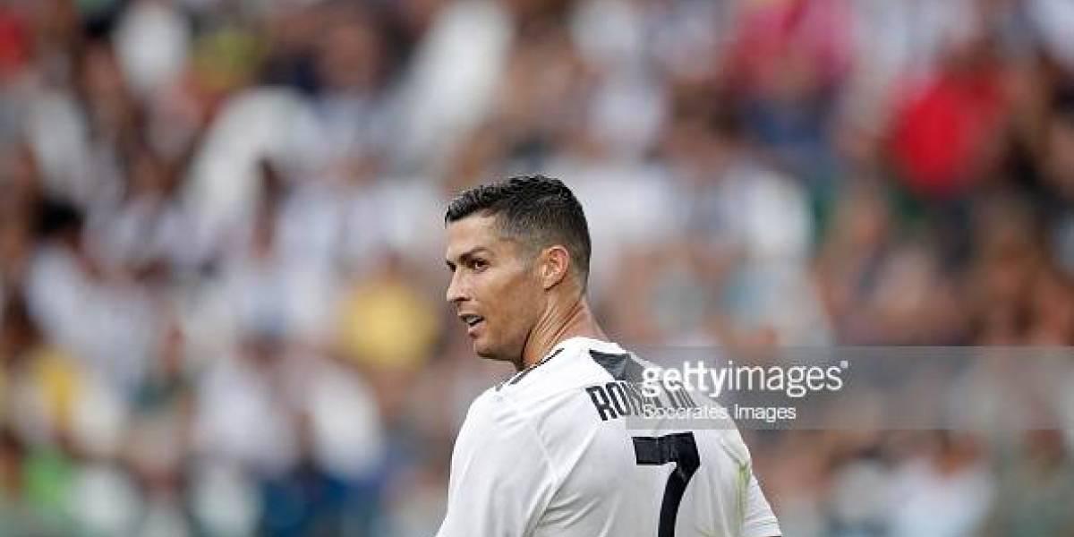 La chilena de Cristiano Ronaldo, el mejor gol de la UEFA
