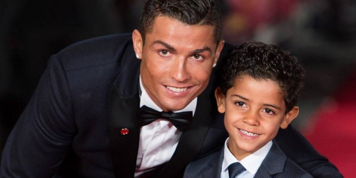 Cristiano Ronaldo quiere que su hijo se convierta en profesional