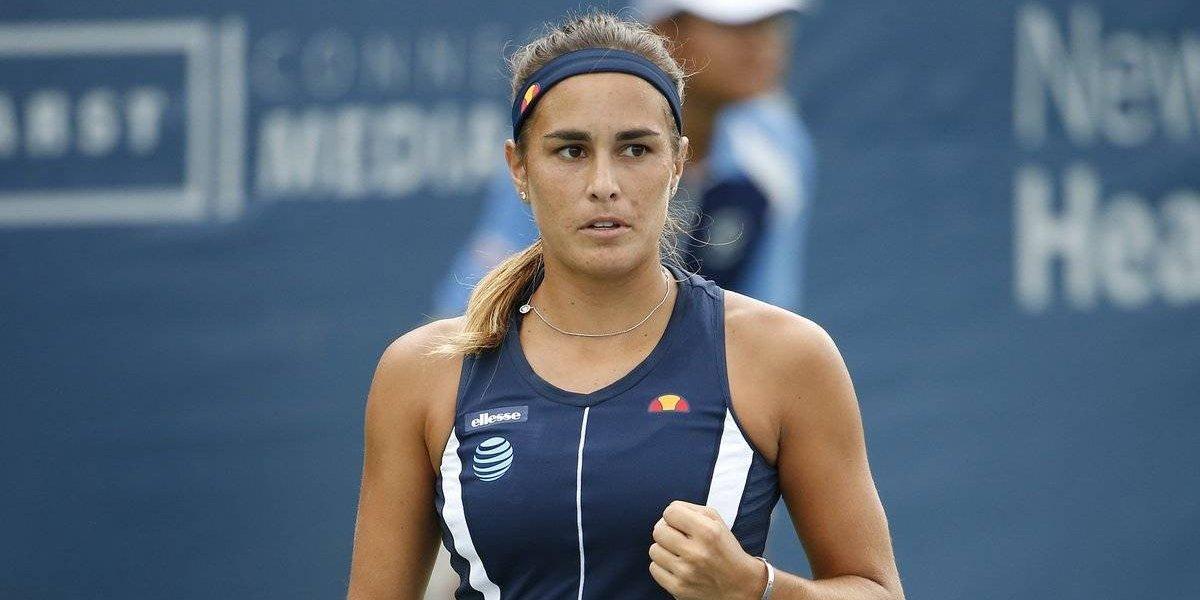 Juego perfecto de Mónica Puig para avanzar en US Open