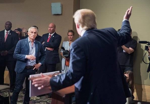 También expulsó a Jorge Ramos de una conferencia de prensa Foto: Getty Images