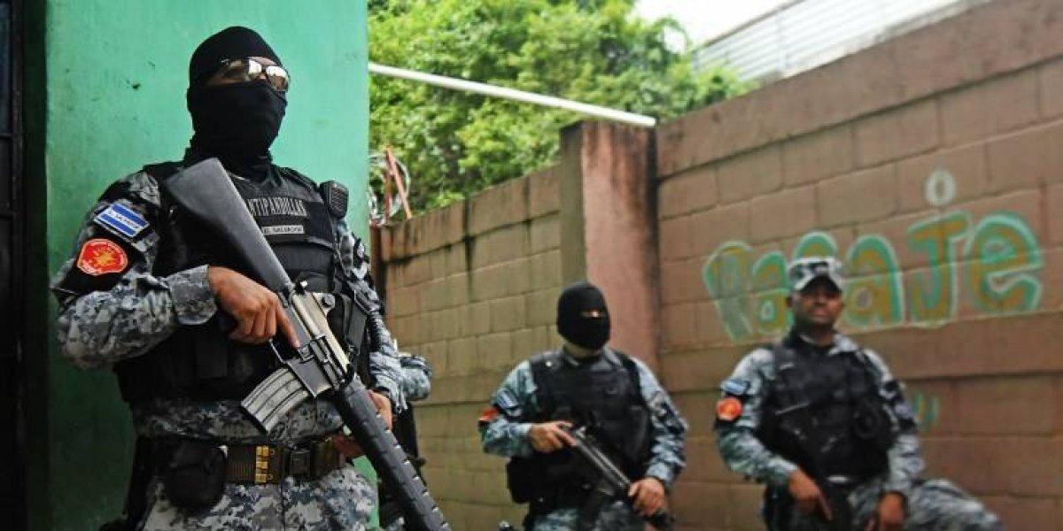 El Salvador realiza masivo operativo contra la Mara Salvatrucha
