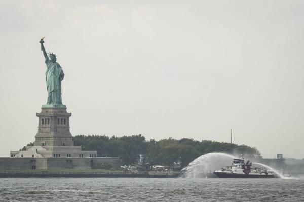 Estatua de la Libertad