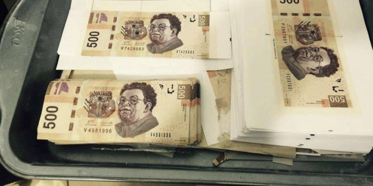 ¿Qué hacer si te dan un billete falso?