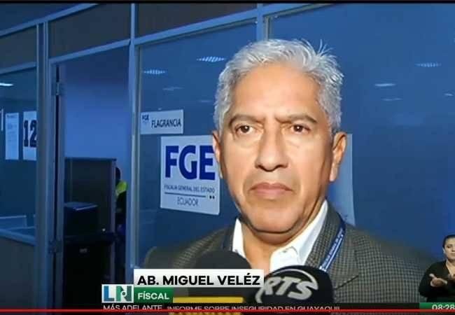 Miguel Veléz, ecuador