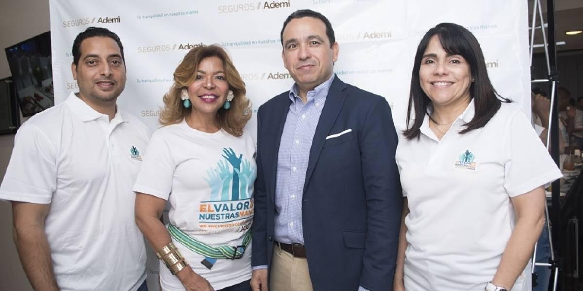 #TeVimosEn: Seguros Ademi realiza primeros encuentros de ventas a nivel nacional