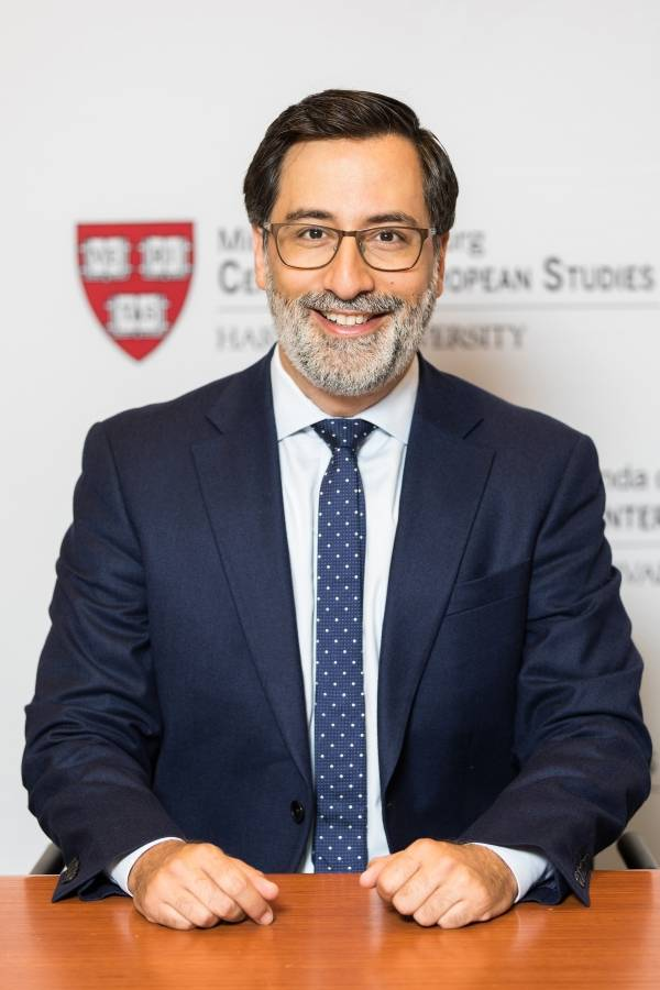 Alexander Görlach, miembro superior del Consejo Carnegie para la Ética en Asuntos Internacionales
