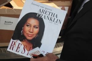 Funeral de Aretha Franklin