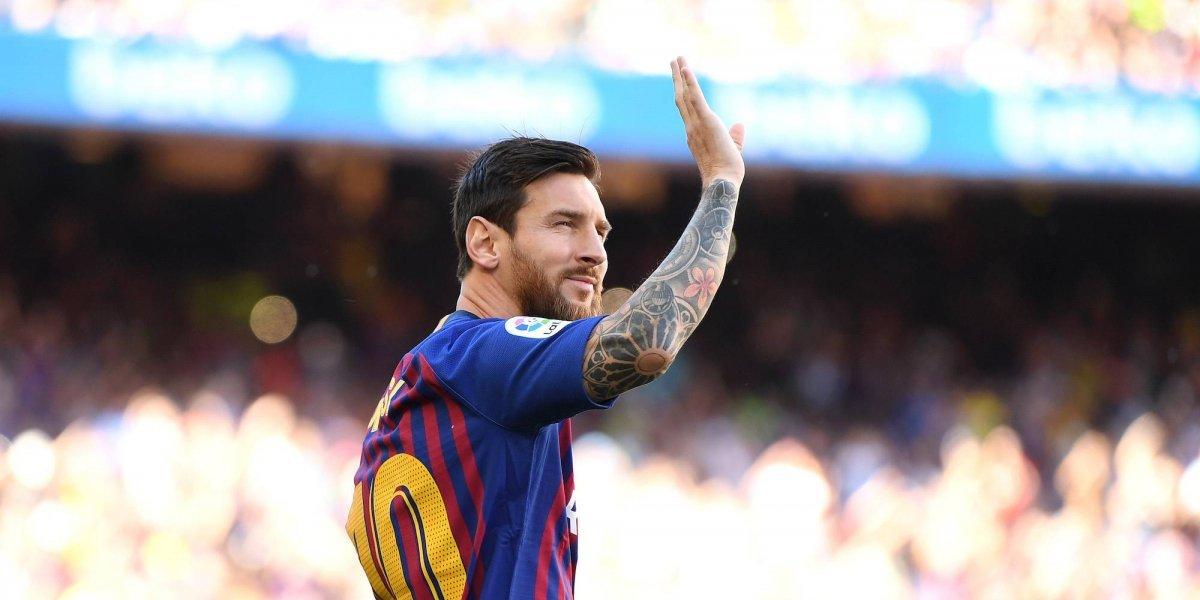 VIDEO: Messi podría jugar en México