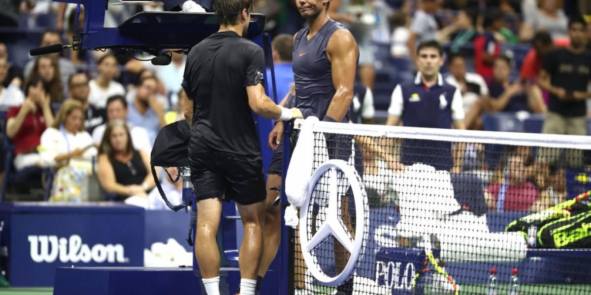 US Open: Rafael Nadal derrotó a un David Ferrer que jugó el último Grand Slam de su carrera