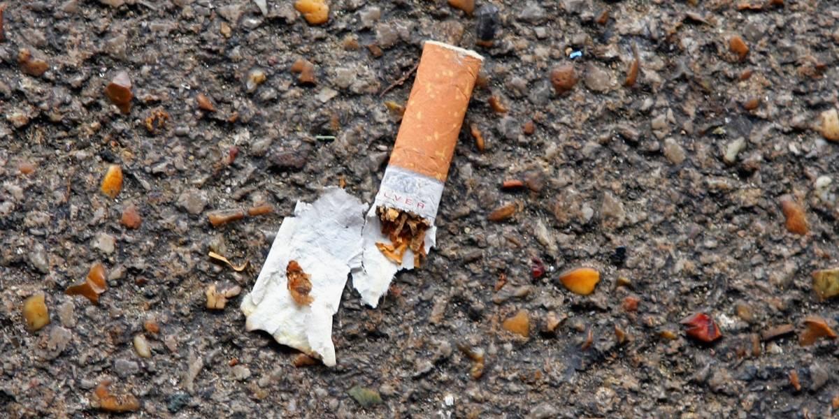 Las colillas de cigarrillo serían las principales contaminantes del océano