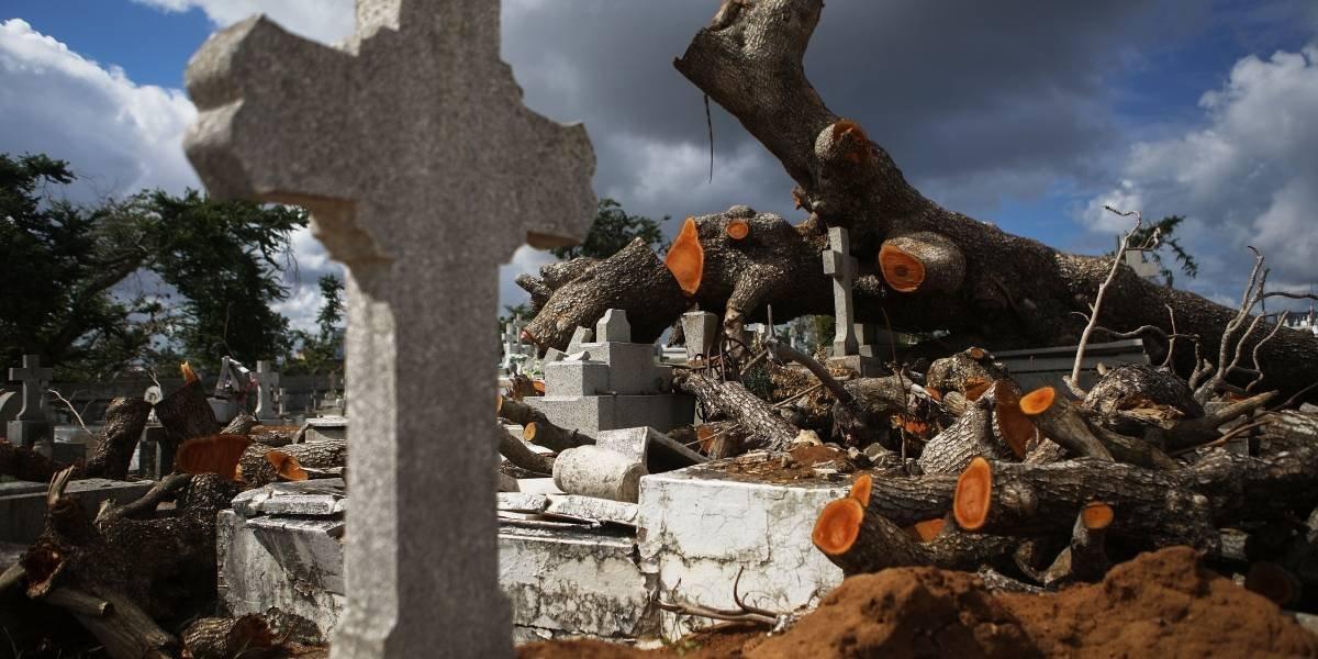 Ascienden a 2,975 los muertos en Puerto Rico por el huracán María