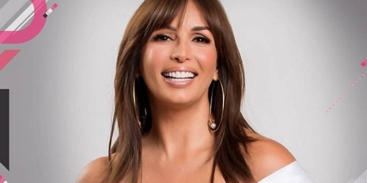 """Giselle Blondet presidirá jurado del concurso """"Nuestra Belleza Latina"""""""