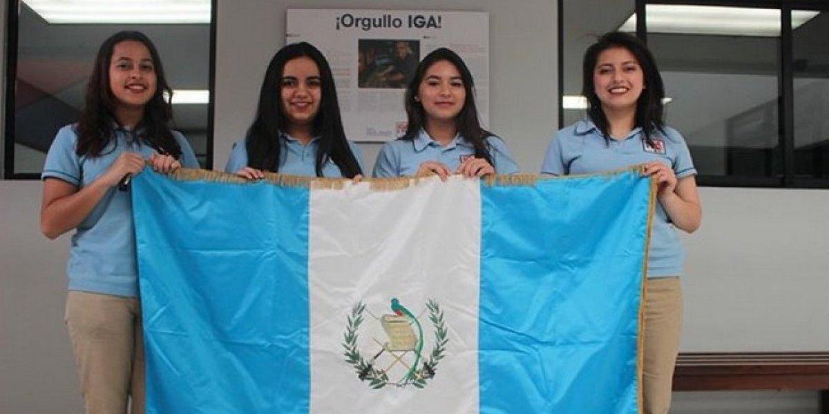Emprendedoras representaron a Guatemala en competencia internacional ¡Qué orgullo!