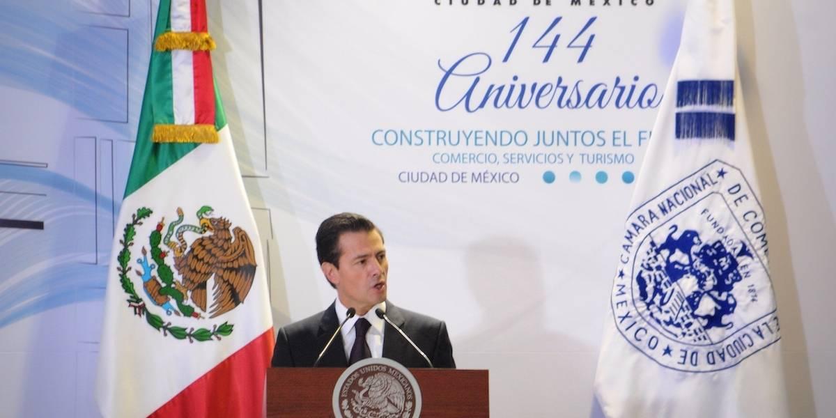 Acuerdo con EU abre la puerta para finalizar el TLCAN: Peña Nieto