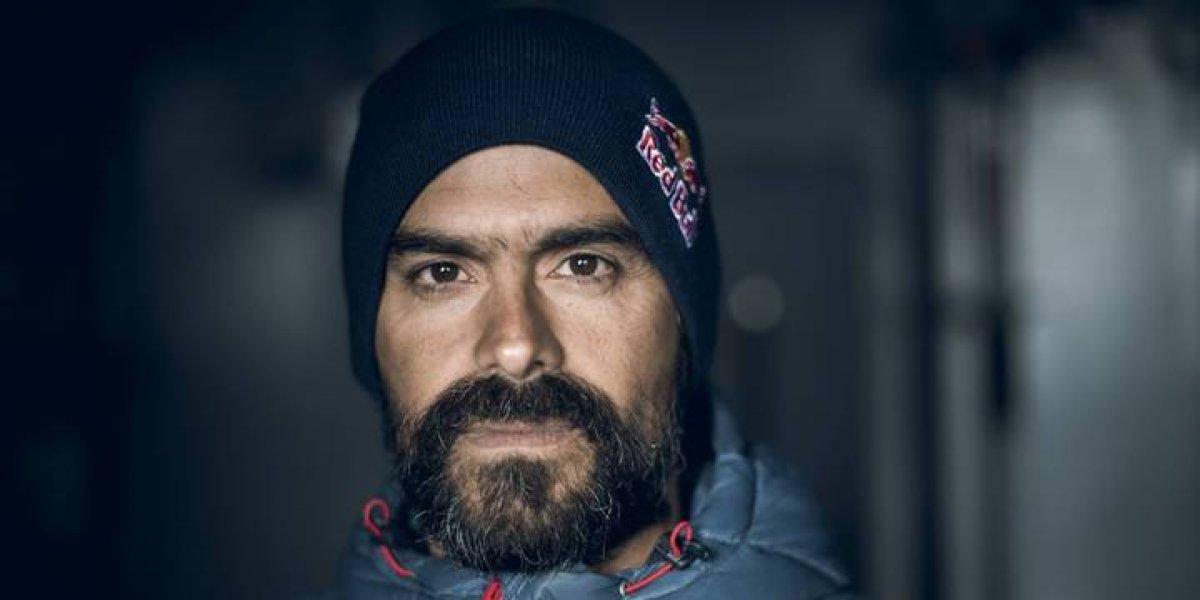 El clavadista Eduardo Duque conquista la Antártida