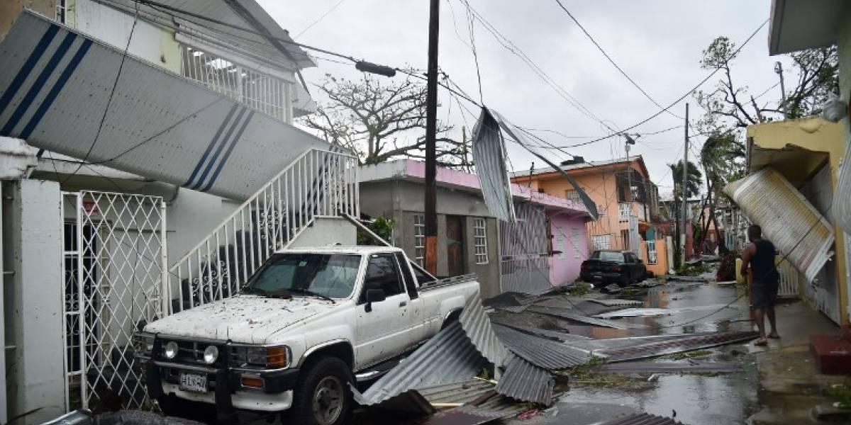 Informe: el huracán María mató a 3 mil personas en Puerto Rico