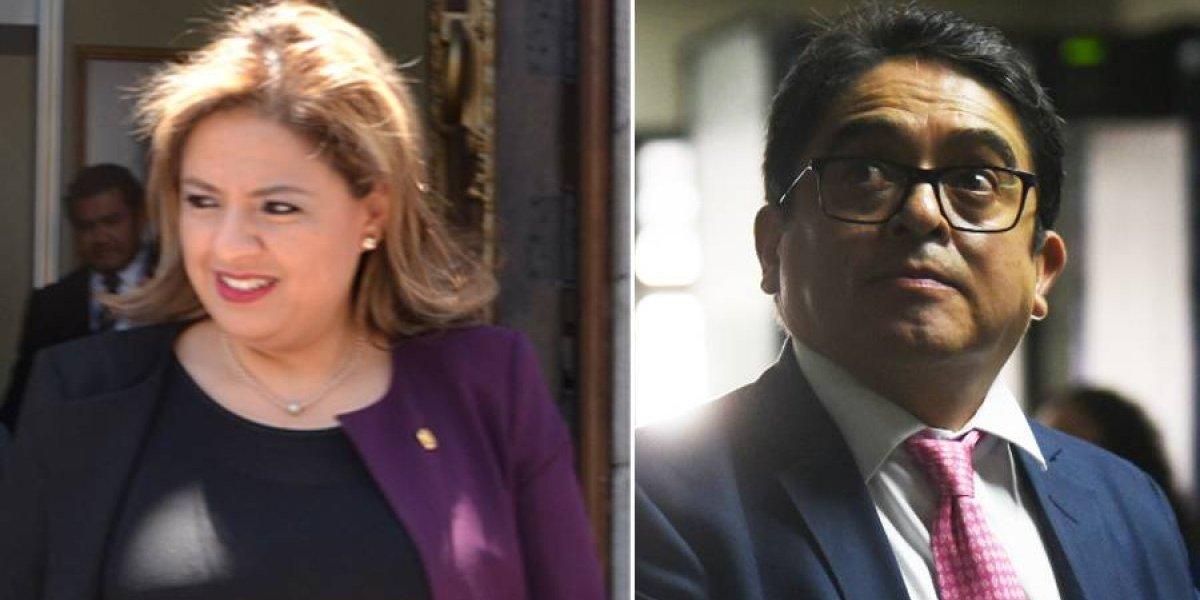 Canciller y PDH debaten sobre salida del embajador Kompass