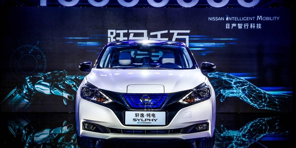 Dongfeng Nissan inicia la producción de un auto eléctrico pensado en el mercado chino