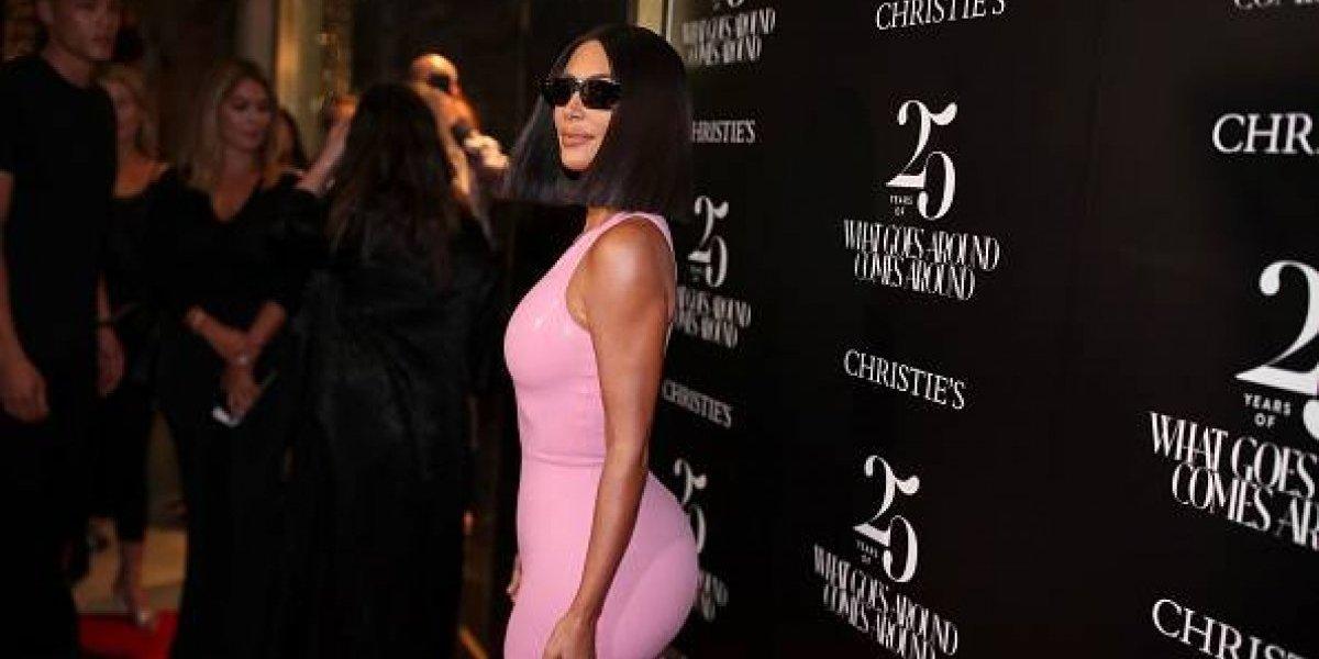 Se viralizan fotos de Kim Kardashian de cuando era adolescente