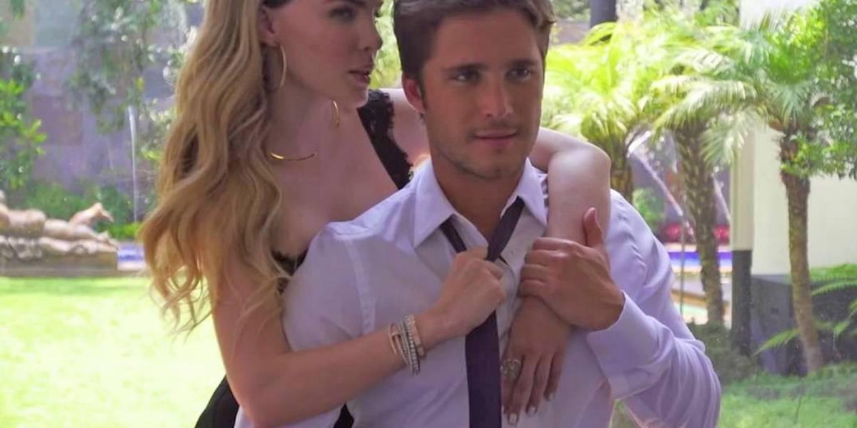 Belinda fuerte candidata para unirse a 'Luis Miguel: La Serie'