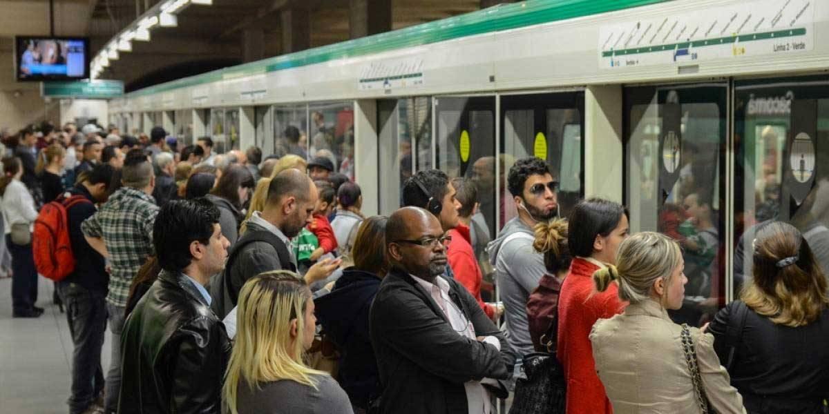 Linha 2-Verde do Metrô volta a ter circulação normalizada após obras