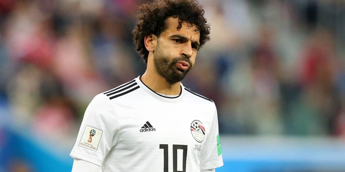 Federación Egipcia de Fútbol arremete contra el agente de Mohamed Salah