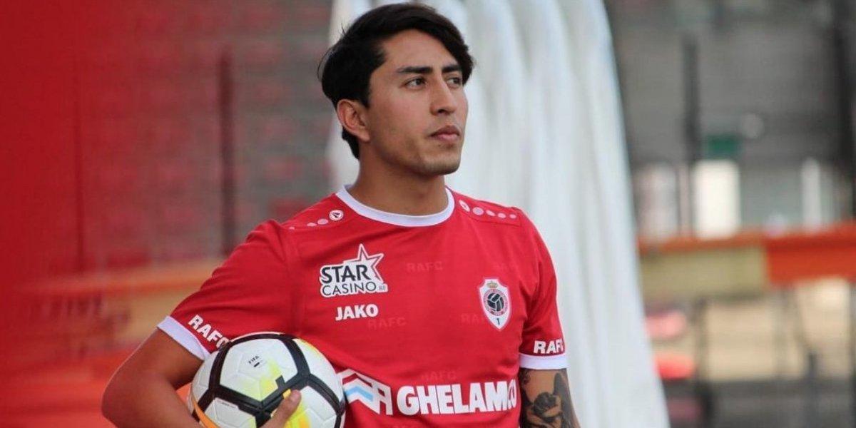 Omar Govea, suspendido tres partidos tras expulsión