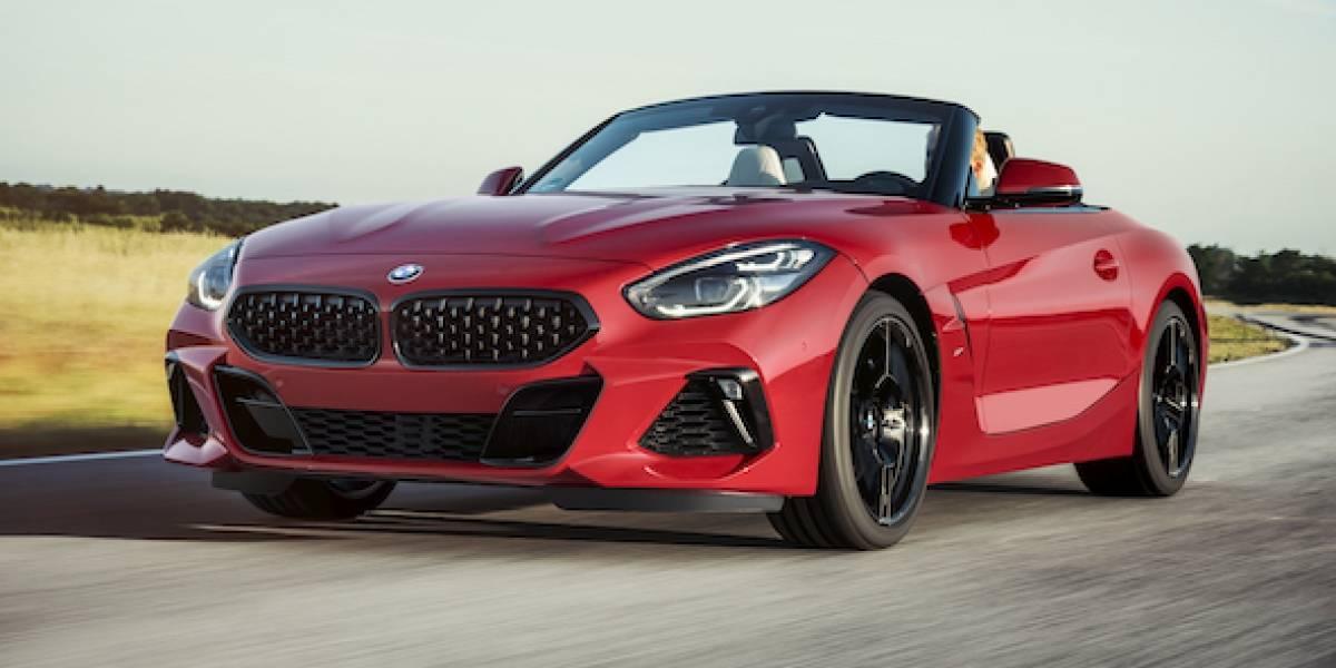 Pebble Beach será el escenario del estreno mundial del nuevo BMW Z4