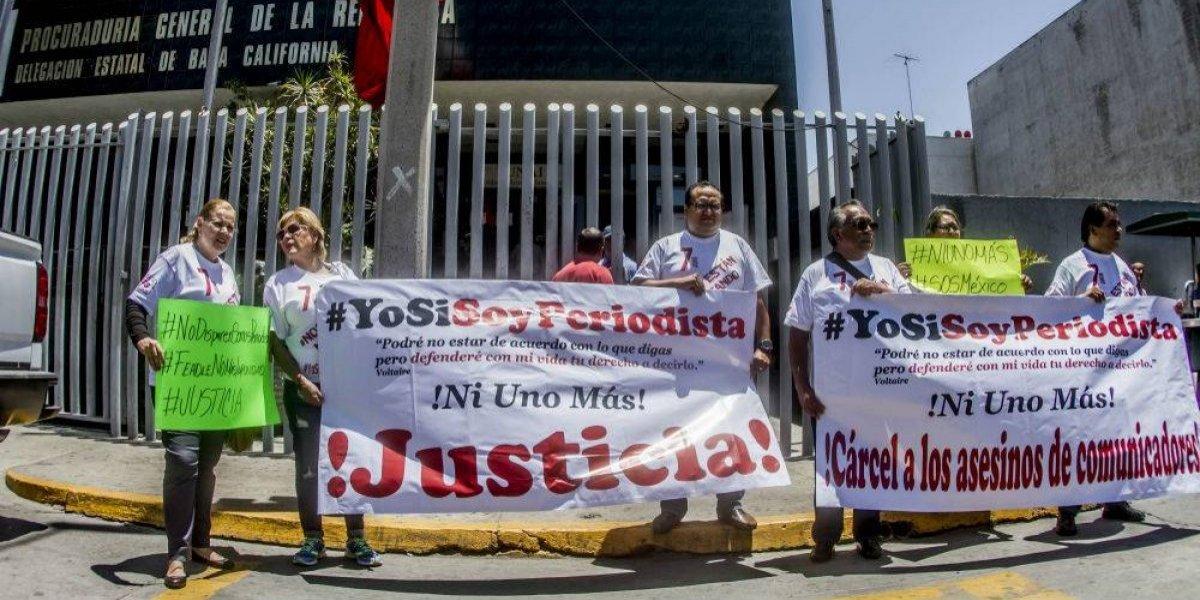 Protección a periodistas está en riesgo por falta de recursos