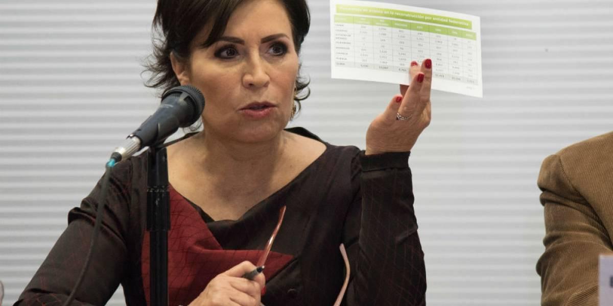 Juez suspende cualquier orden de captura contra Rosario Robles