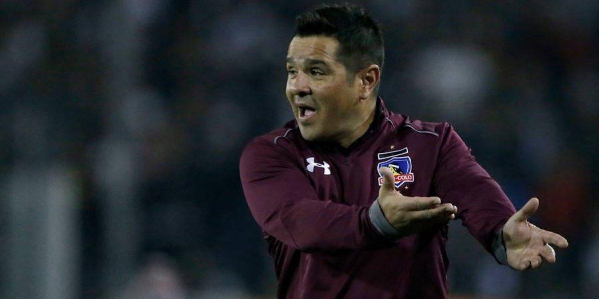 """Héctor Tapia y el crucial duelo con Corinthians: """"Es uno de los partidos más importantes de Colo Colo en 21 años"""""""