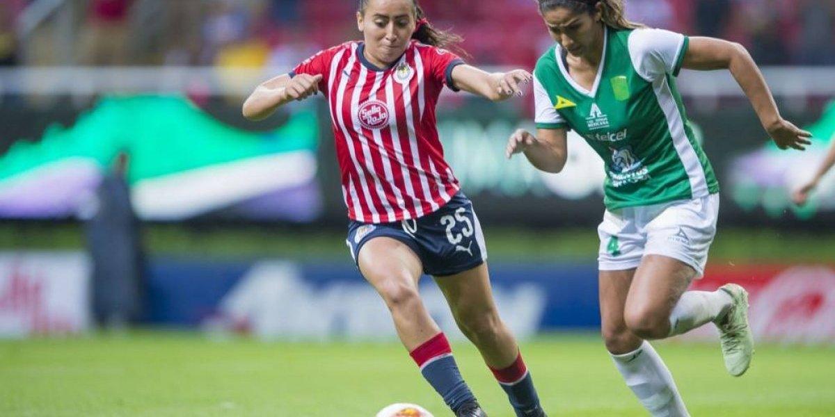 Rubí Soto está de regreso con Chivas femenil