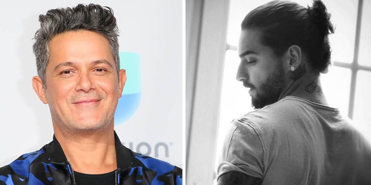Alejandro Sanz 'puso en su lugar' a Maluma