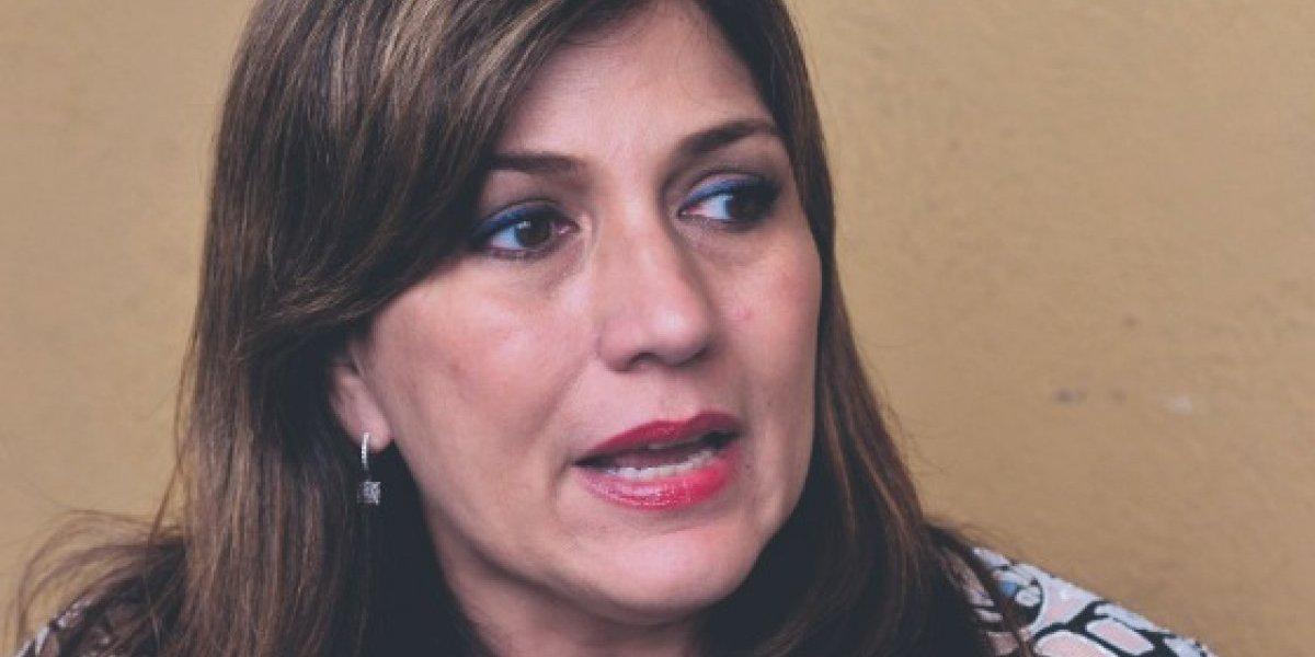 """Ada Monzón: """"Aún cuando estemos destrozados, hay esperanza"""""""