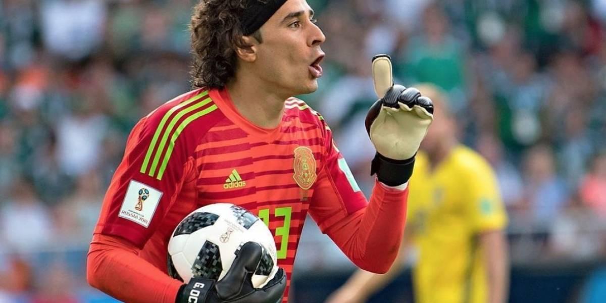 Memo Ochoa sorprende con cambio de look