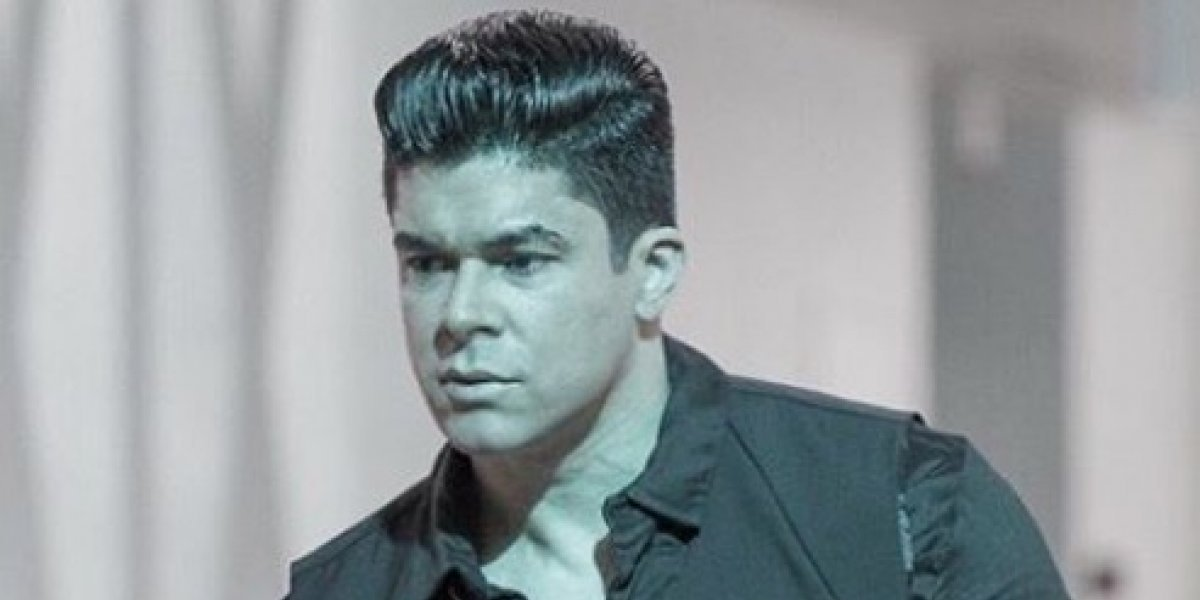 El video que no viste de la peligrosa caída de Jerry Rivera