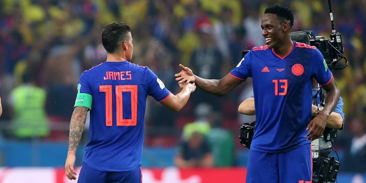 James y Mina, los ausentes en convocatoria de Colombia para fecha FIFA