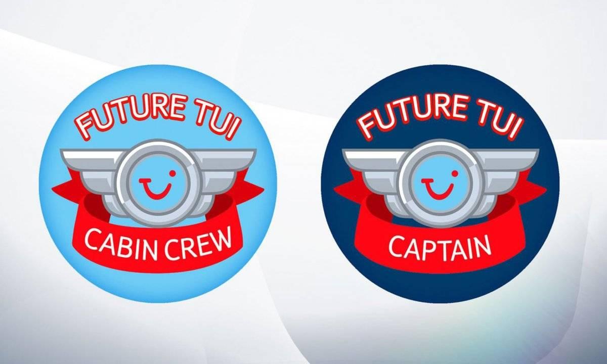Stickers Tui Airways