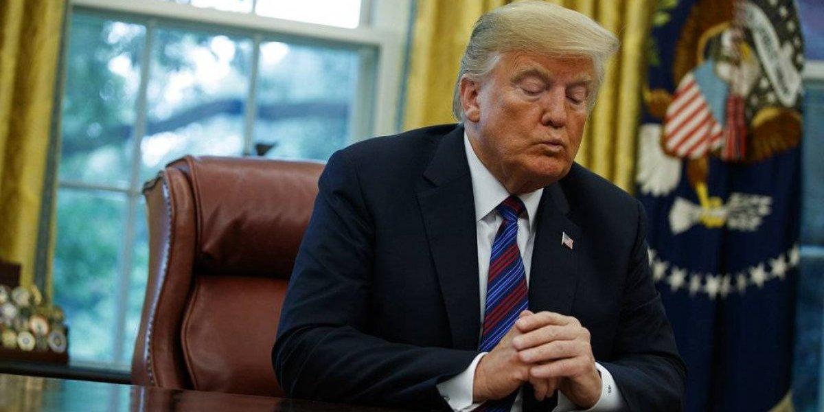 """Trump acusa con fuerza pero sin pruebas: Google niega """"influenciar"""" contenidos en la internet"""