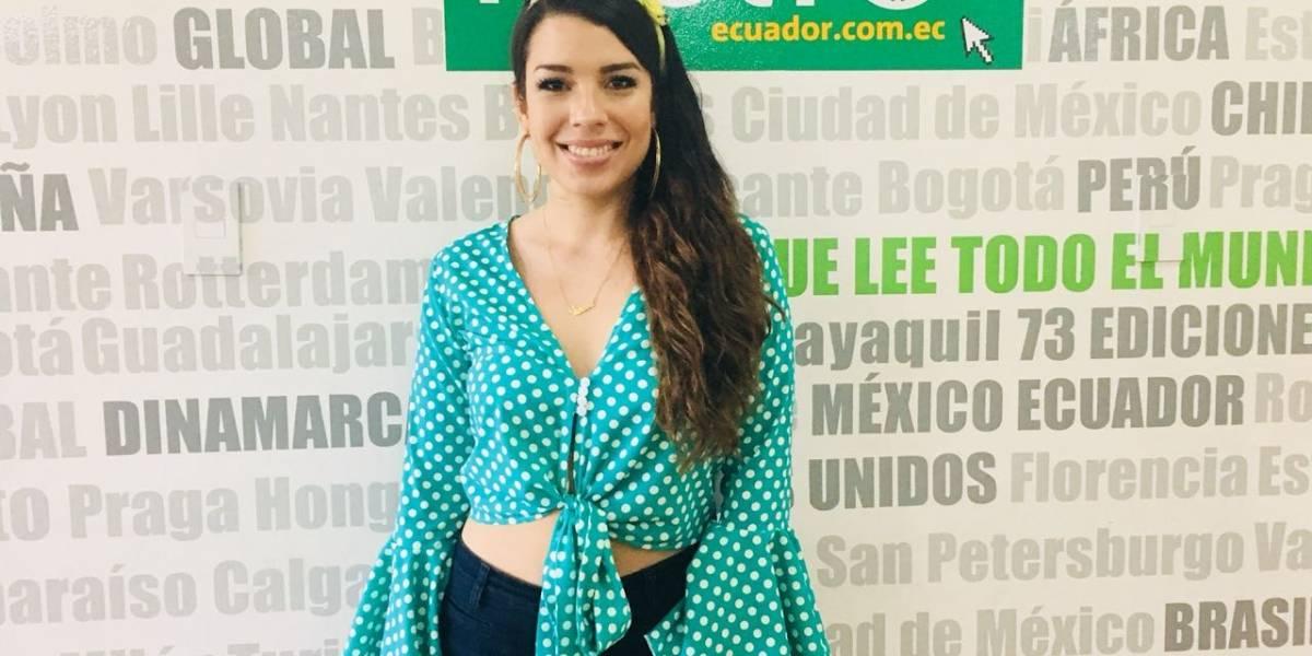 """""""La Ley"""", tema de Vivianna junto a su productor Daniel Betancourt"""