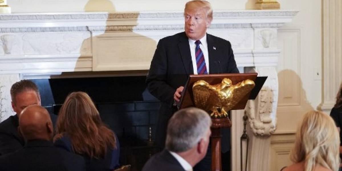 """Trump advierte sobre """"cambios violentos"""" si pierde elecciones de medio mandato"""