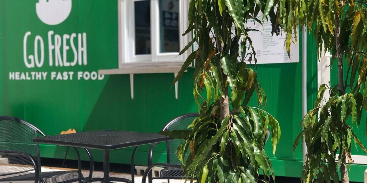 Nueva opción de comida rápida y saludable en San Juan