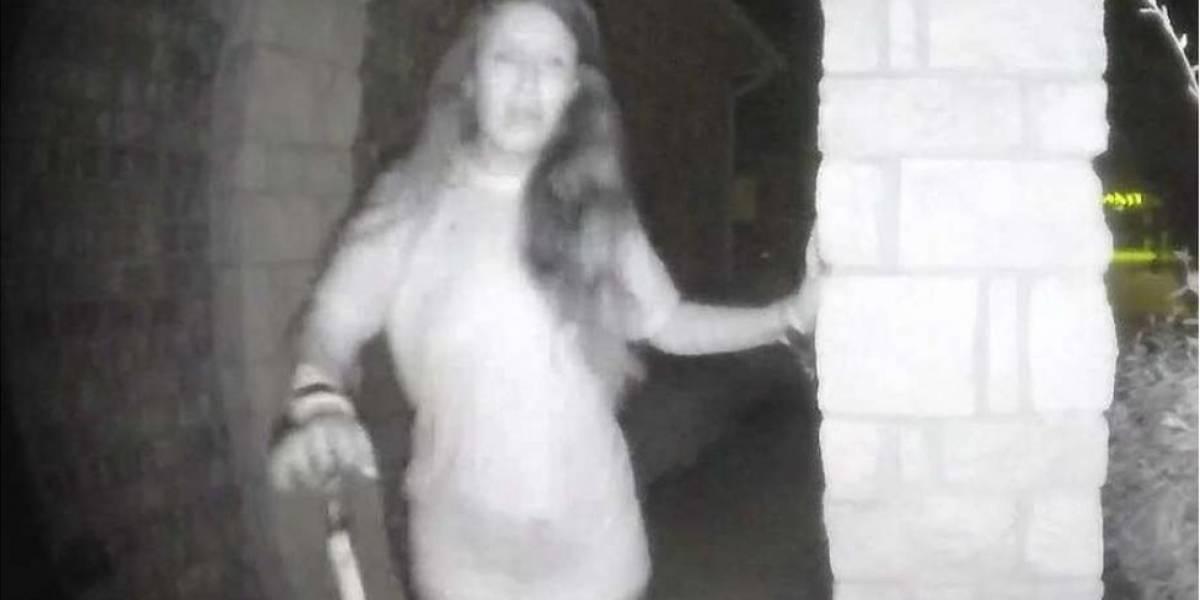 Polícia identifica mulher misteriosa que desapareceu após tocar campainha de casas